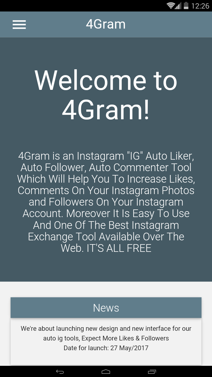 Amazon.com: 4gram: Appstore for Android