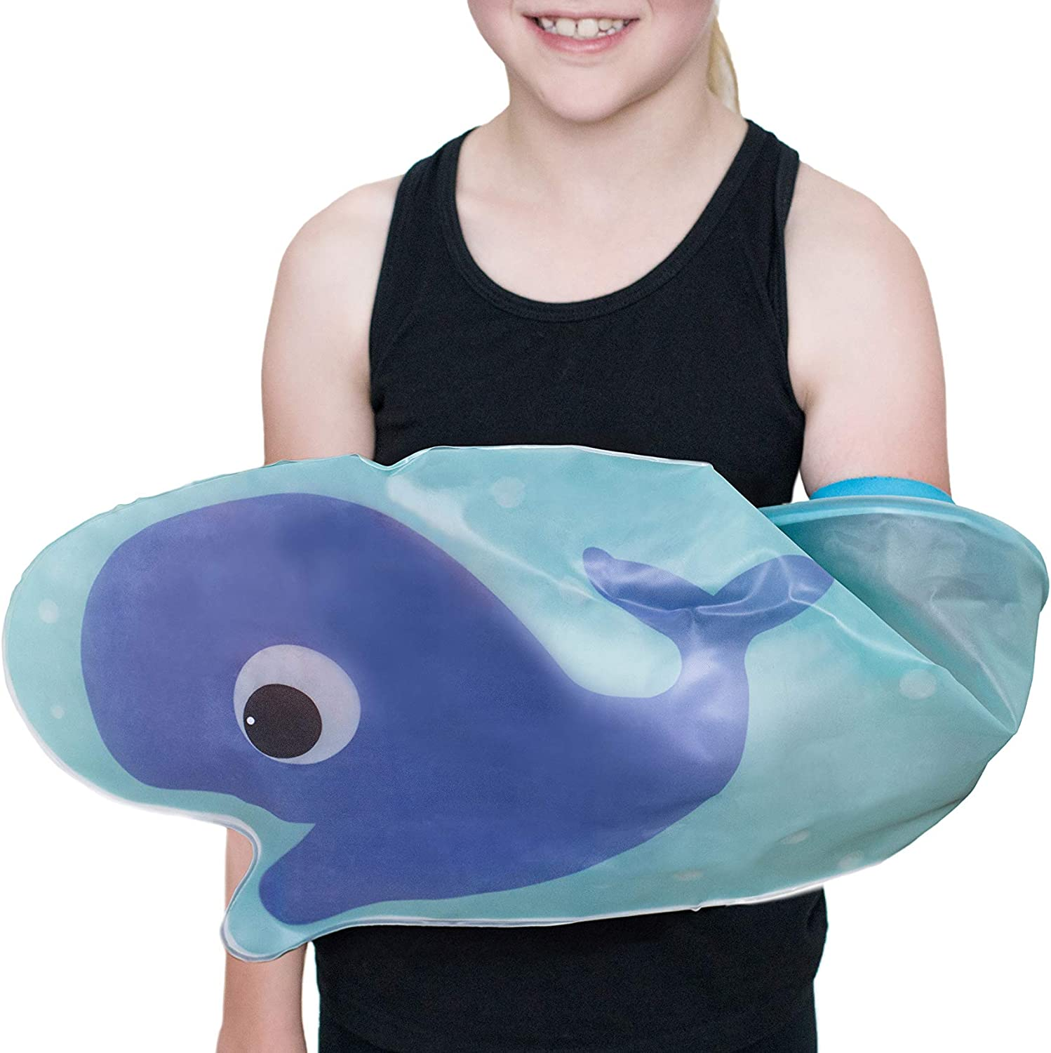 Crazy Waterproof Cast Cover Arm | Ages 2-7 (Various Designs)