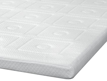 premium selection de860 b46b3 SensorPEDIC Luxury Extraordinaire 3-Inch Quilted Memory Foam Mattress  Topper, King Size, White