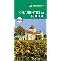 Guide Vert Charentes et Poitou Michelin