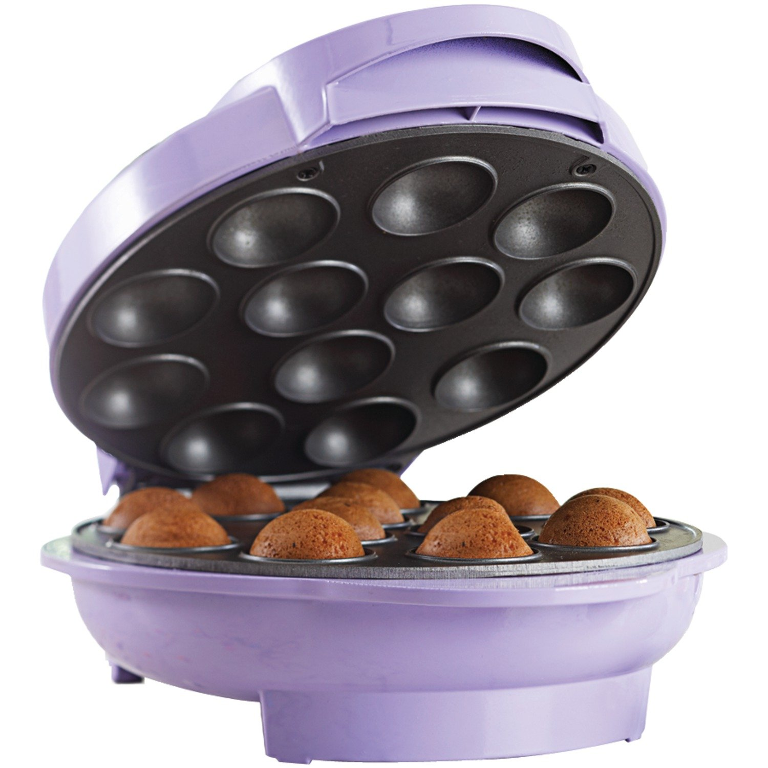Amazon Brentwood TS 254 Appliances Cake Pop Maker Purple