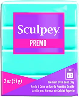 product image for Premo Sculpey Polymer Clay 2 Ounces-Turquoise