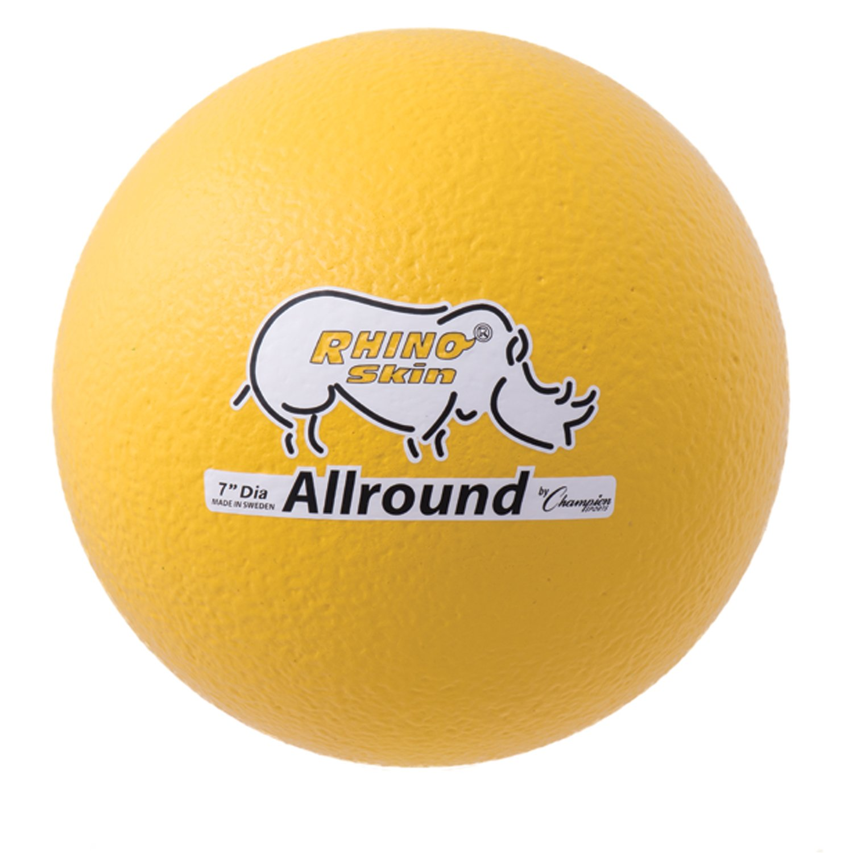 Champion Sports All-Around Rhino Skin Ball by Champion Sports