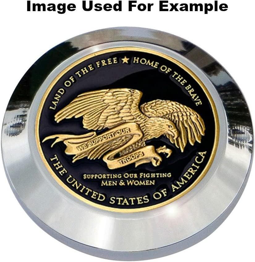 MotorDog69 Milwaukee Eight Timing Cover Coin Mount