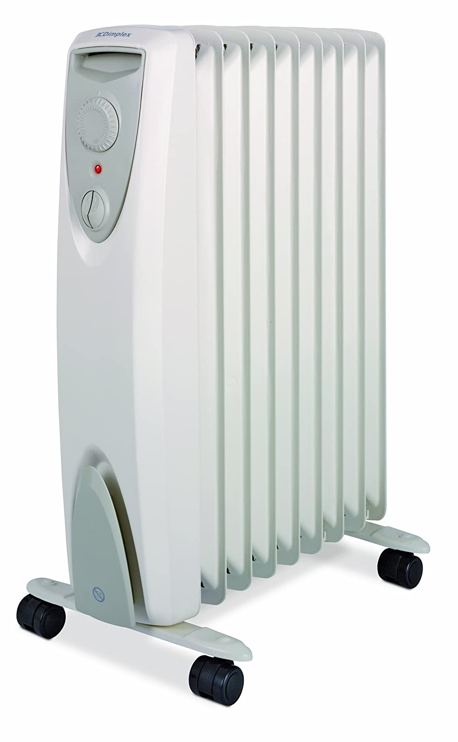 Dimplex Electric Oil Free Eco Column Heater 2000w Rapid