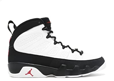 best service ad761 9b866 US LITE Air Jordan 9 Retro Men's Shoes: Buy Online at Low ...