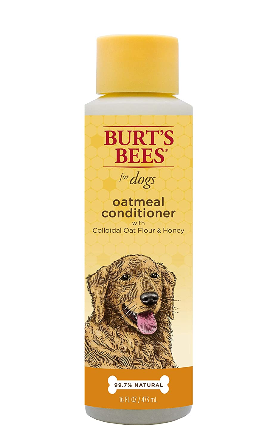 Burt's Bees for Dogs All-Natural Shampoos and Conditioners | Best Dog Shampoo For All Dogs and Puppies | pH Balanced for Dogs, No Sulfates, No Colorants, No Parabens