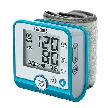 HoMedics BPW-370BT Muñeca Automático 2usuario(s) - Tensiómetro (AAA, 1