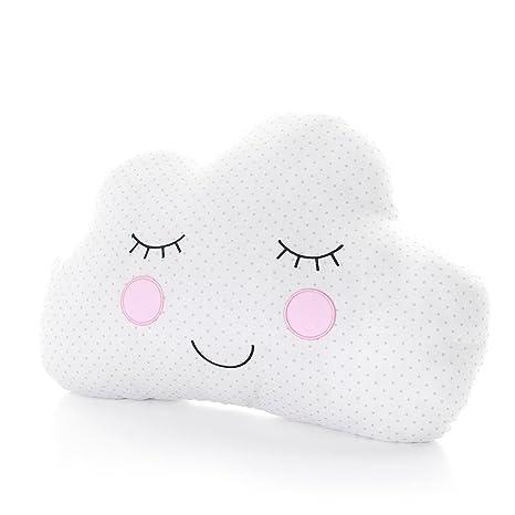 Sweet Dreams sonriente cojín en forma de nube, niños ...