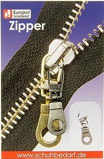 Zipper Ring Classic mattsilber  482132 Prym Reißverschluß