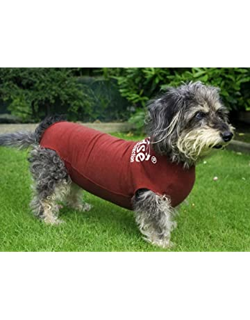 bbd2f0c4e0f DogEase Pet Wound Protection Suit - Great alternative to Buster collar  cone! ( M -