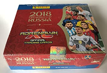 Panini - FIFA World Cup Adrenalyn XL 2018 - Display mit 24 Booster ...