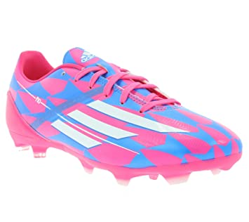 cd92b4289f50 adidas F10 FG Football Boots Mens Pink M17604