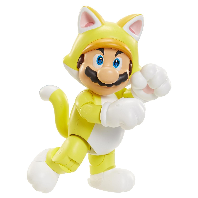 World of Nintendo Cat Mario