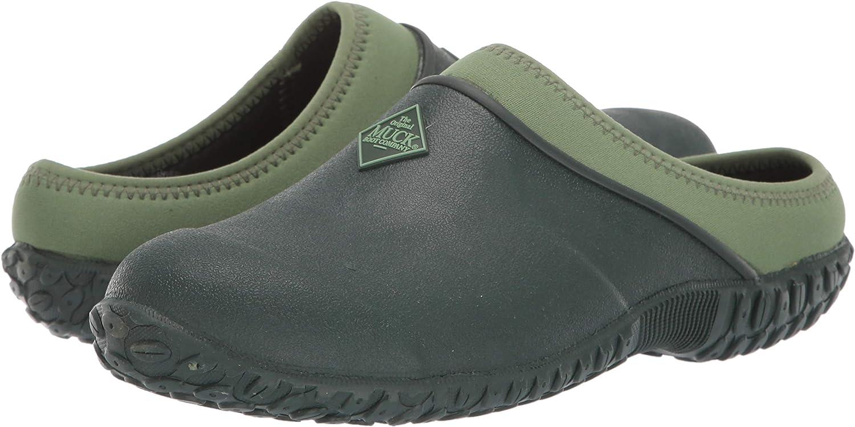 Muck Boots Muckster Ii Clog Womens Rubber Material Wellies Black