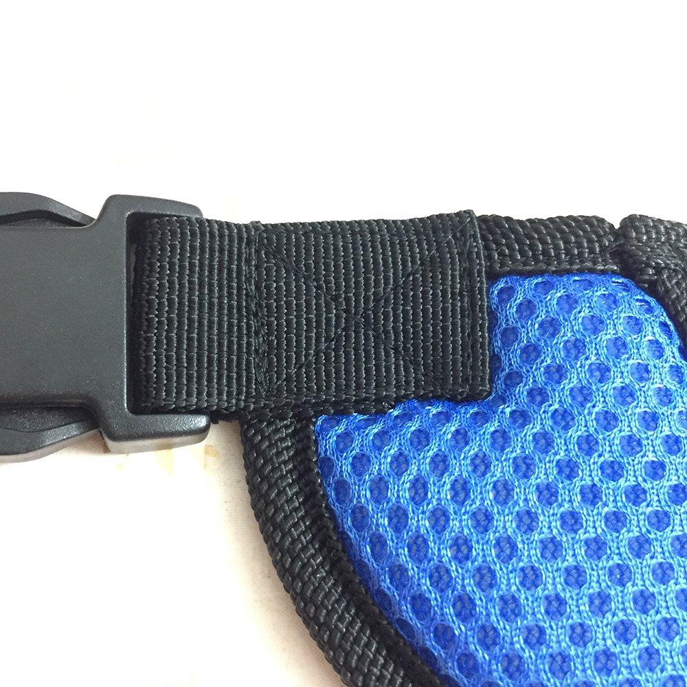 arn/és de seguridad de 3 puntos para ni/ños correa segura para silla alta Ikea Antipilop rosa rosa Cintur/ón de seguridad para beb/é con almohadilla de protecci/ón ZARPMA
