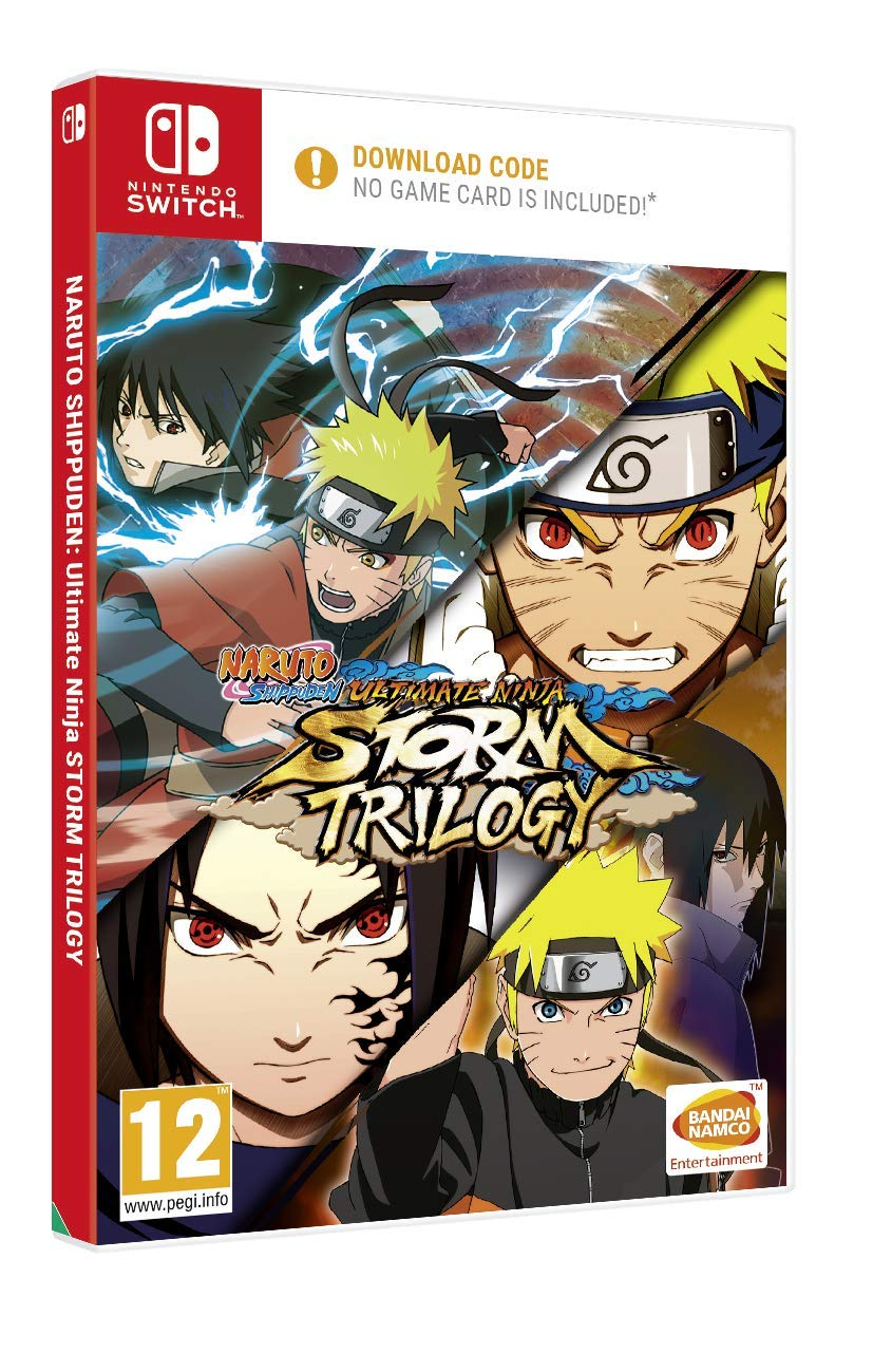 Naruto Shippuden: Ultimate Ninja Storm Trilogy [Importación ...