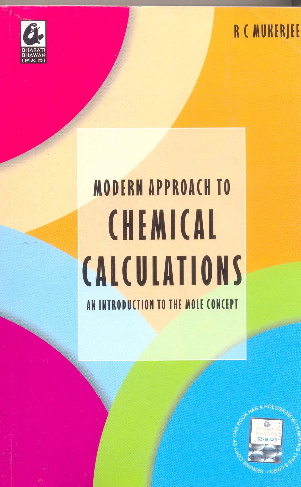 buy modern approach to chemical calculations book online at low