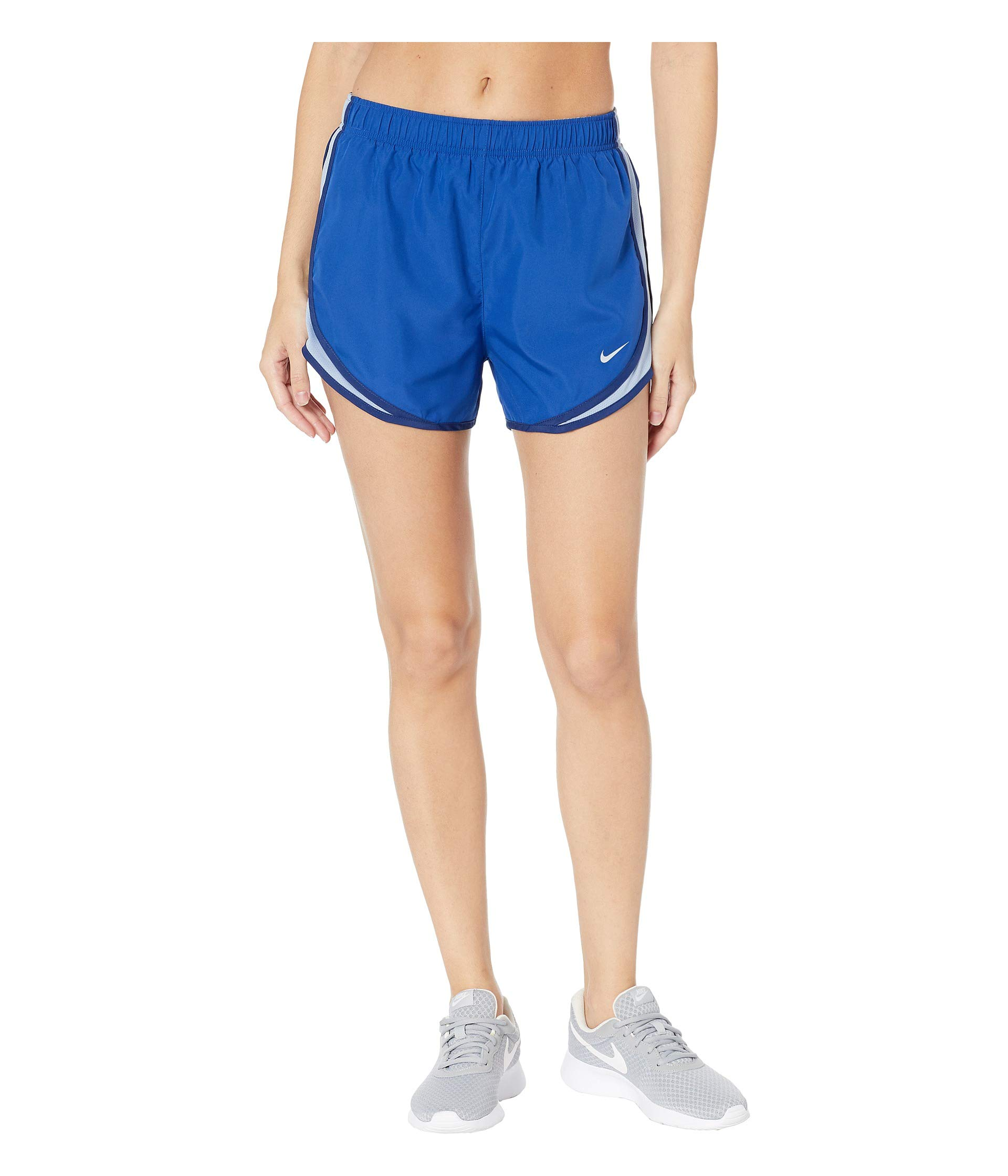 Nike Women's Dry Tempo Short Indigo Force/Indigo Fog/Wolf Grey X-Small 3