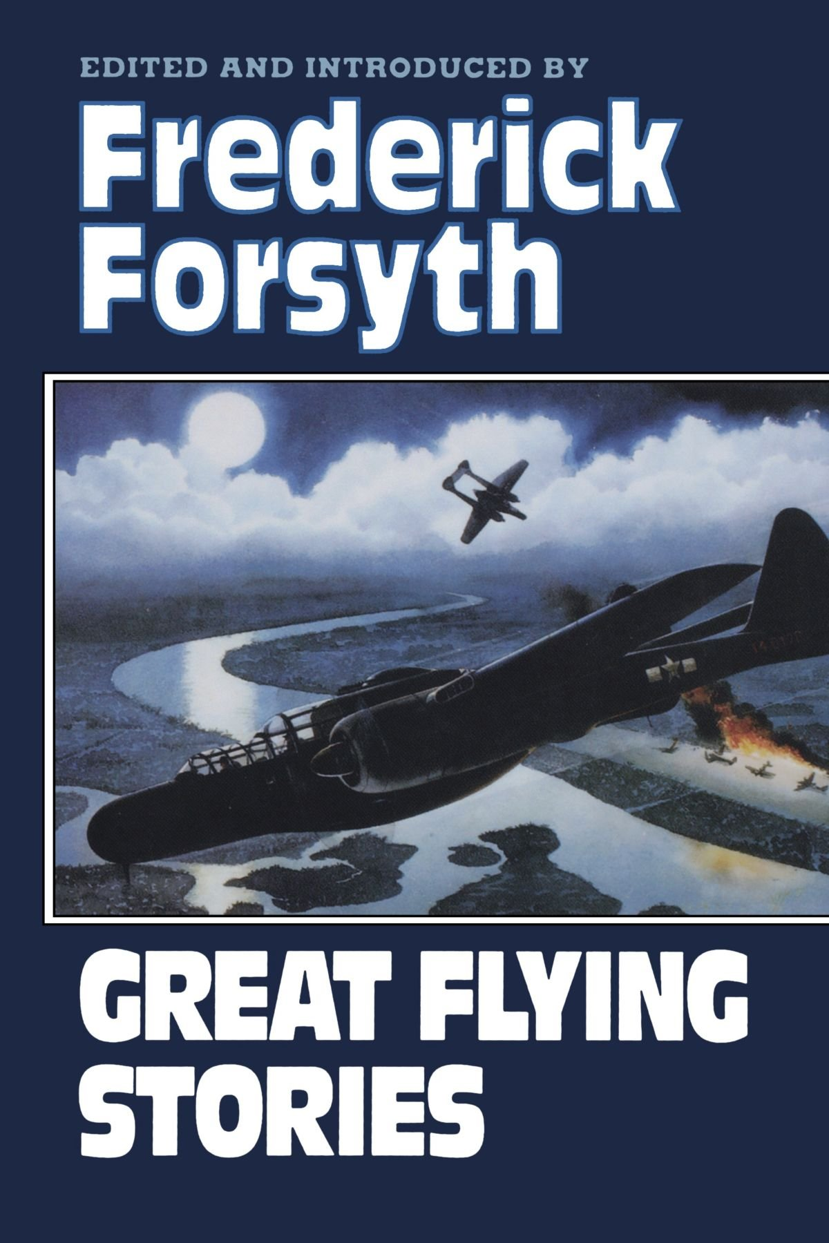 Amazon com: Great Flying Stories (9780393336962): Frederick