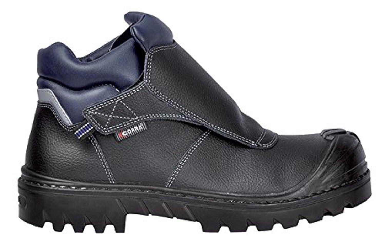 Cofra Welder BIS S3 HROSRC - Botas de seguridad para soldar, de metal, color negro, color Negro, talla 47 EU (13 UK): Amazon.es: Zapatos y complementos