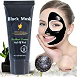 Venus Visage Black Mask,Blackhead Remover Mask,Purifying Peel-off Mask with Activated Charcoal,Deep Cleansing Facial…