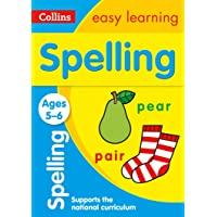 Spelling Ages 5-6: Ideal for Home Learning