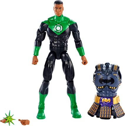"Green Lantern dc comics action figure 7/"" loose Special price !"