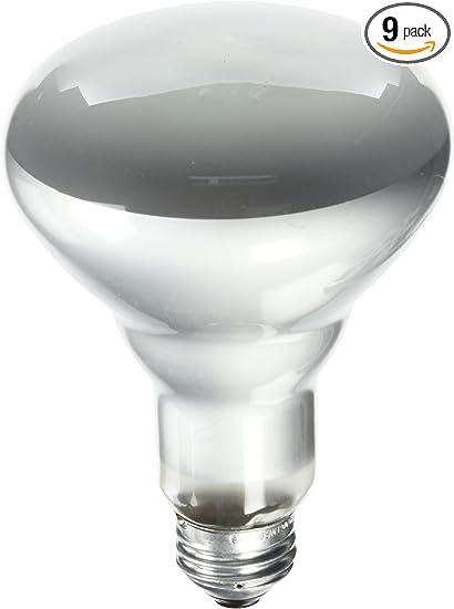 Sylvania 65 Watt Br30 Flood Light Bulbs 9 Pack Incandescent Bulbs Amazon Com