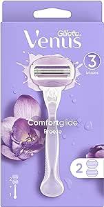 Gillette Venus Breeze Razor Blade Refill for Women - 4 Pieces