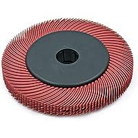 goxawee 6inch Radial cerdas discos abrasivos, Red, 11