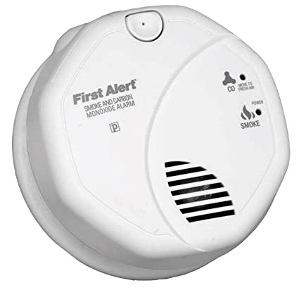 First Alert SCO5CE - Detector de CO2 (tamaño: not_applicable)