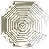 Les Trésors De Lily [M6340] - Parapluie créateur 'Singing in the rain' gris transparent