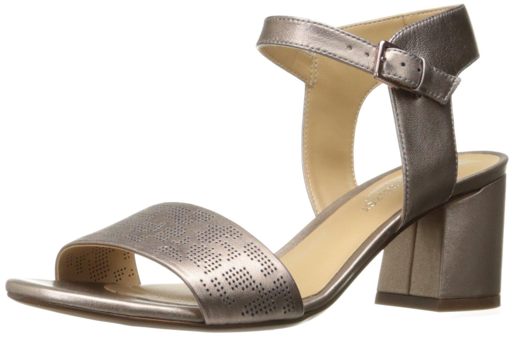 Naturalizer Women's Caitlyn Dress Sandal, Bronze, 5.5 M US