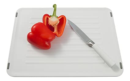 Tagliere Coninx Brea - Taglieri da cucina bianco - plastica bianca ...