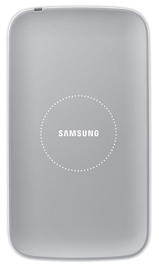 Samsung - Cargador por inducción Galaxy S4, Blanco- Versión ...