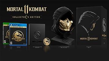 Mortal Kombat 11: Kollector Edition - PlayStation 4
