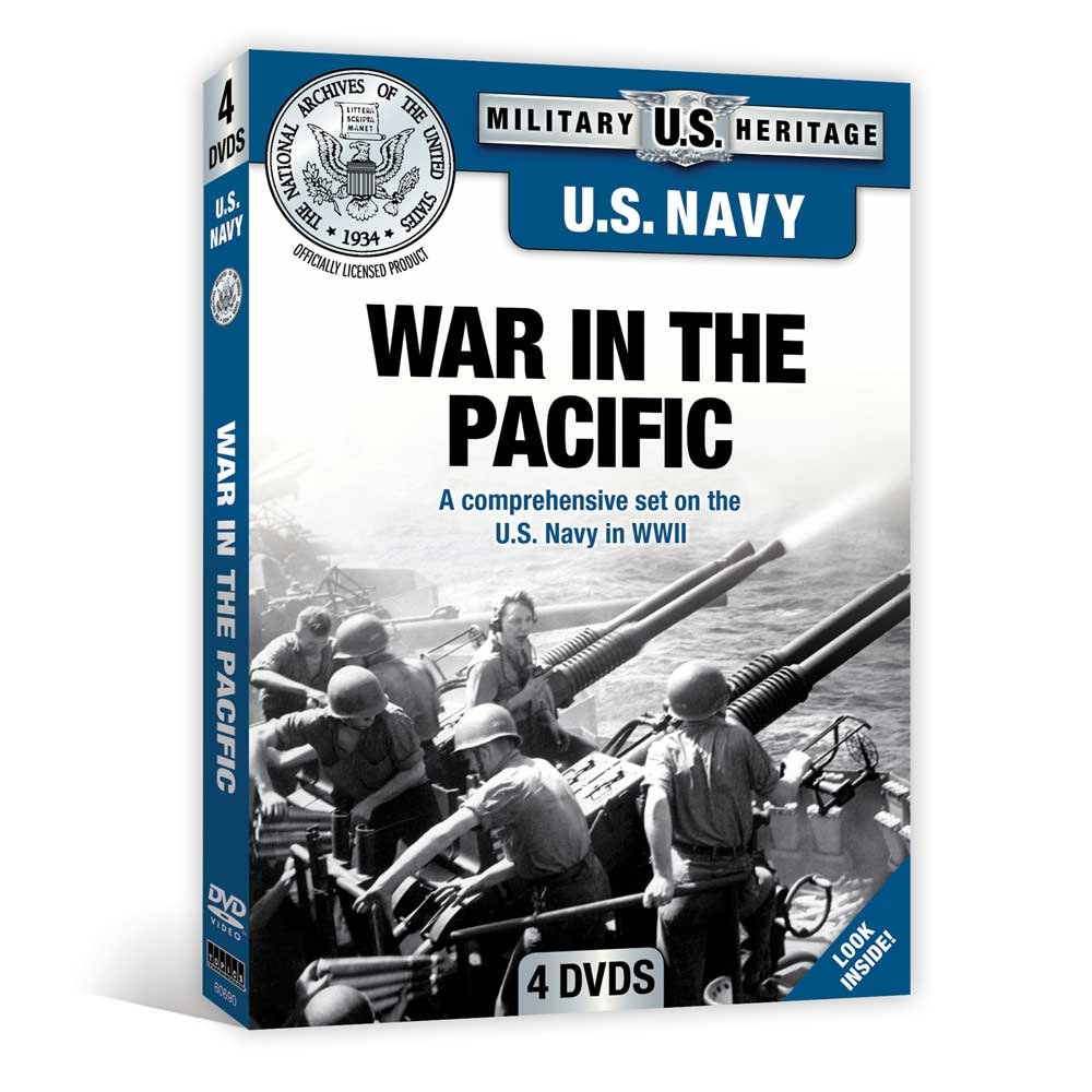 U.S. Navy: War in the Pacific (National Archives) by Topics Entertainment
