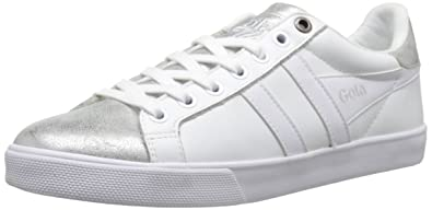 Orchid Basses Femme Gola white Metallic Blanc White Sneakers dBzwRq