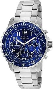 Invicta Reloj cronografo para Hombre de Cuarzo con Correa en Acero Inoxidable 6621