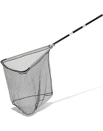 40cm Setzkescher Fischernetz Angelzubehör Kescher Fischnetz Fischreuse