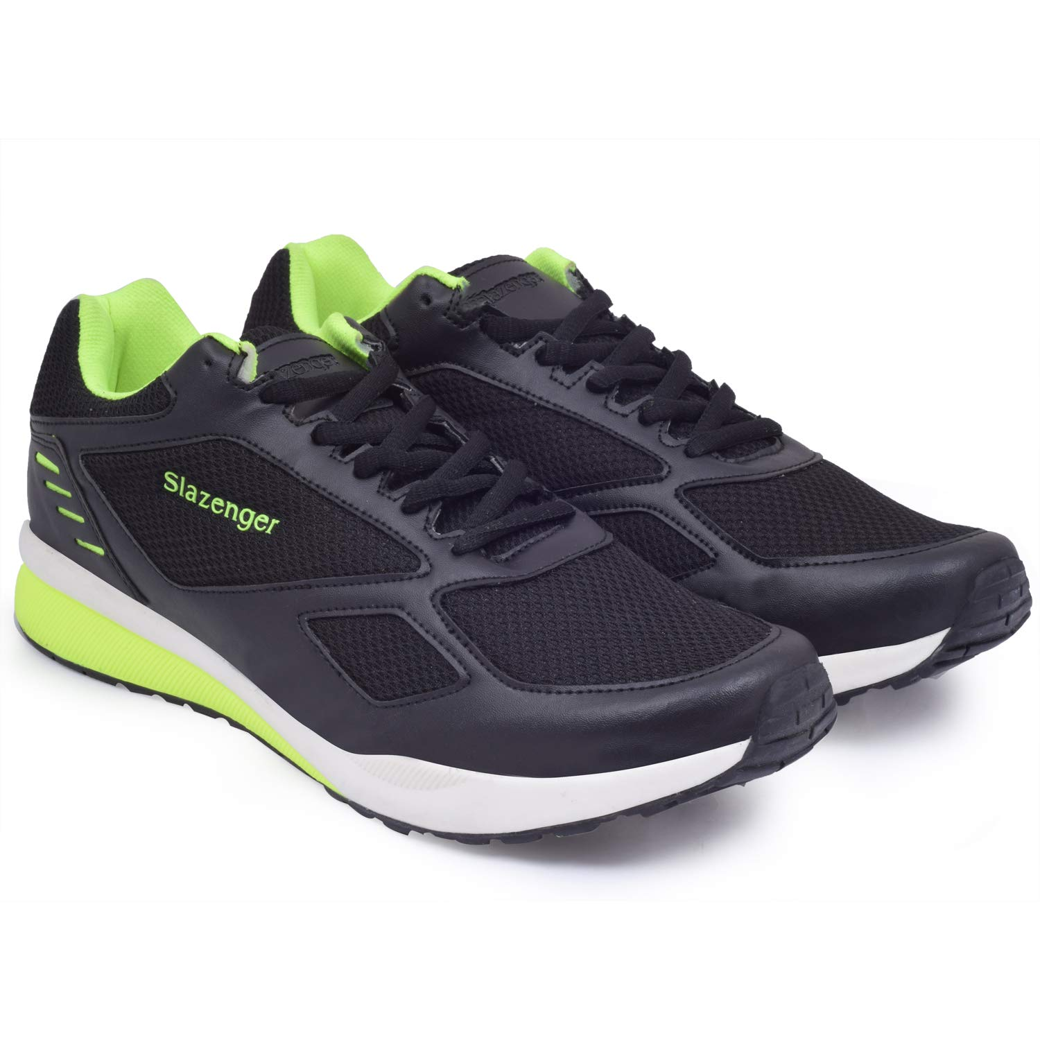 d0f2d89e54a Slazenger Plutus Running Shoes for Men: Buy Online at Low Prices in India -  Amazon.in