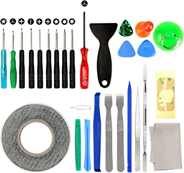 Multi Use 38 in 1 Screwdriver Tools Set Remove Phone Computer Disassembly Tools