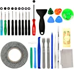 27 in 1 Cell Phone iPhone Repair Screwdriver Kit Tool with