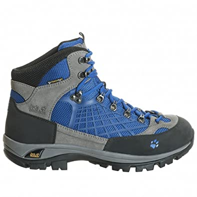 promo code 3348a d3b2c Jack Wolfskin Vertic Texapore Hiking Shoes Men - blau ...