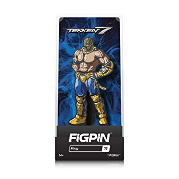 Buy Tekken 7 King 11 Figpin Online At Low Prices In India Amazon In