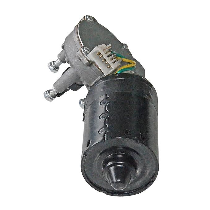 Motor de limpiaparabrisas (Borrador Motor delantero: Amazon.es: Coche y moto