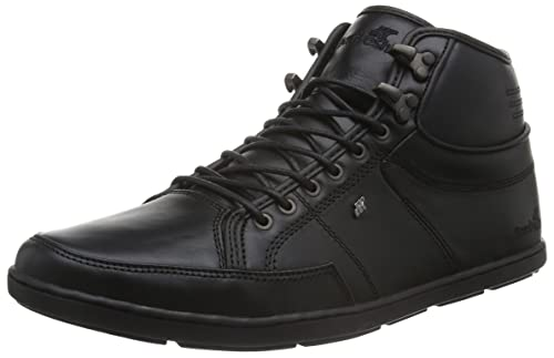 new products c2763 19501 Boxfresh Herren Swapp Prem Blok UH Lea Hohe Sneakers