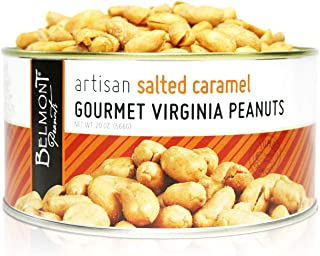 product image for Belmont Peanuts Artisan Collection 20 oz Salted Caramel Virginia Peanuts