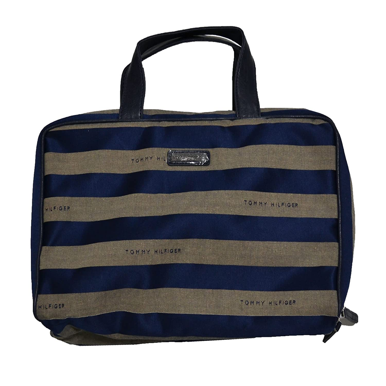 Tommy Hilfiger Purse Medium Cosmetic Handbag Striped